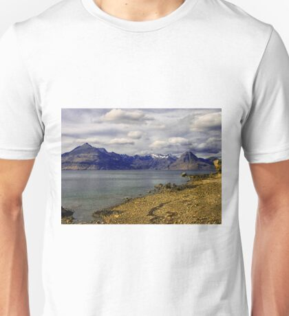 The Cuillin from Elgol Unisex T-Shirt