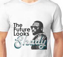 The Future Looks Shady Unisex T-Shirt
