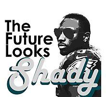 The Future Looks Shady Photographic Print