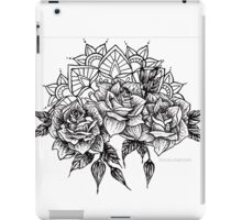 Rose iPad Case/Skin