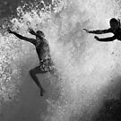 Leap Of Faith #1 by Noel Elliot