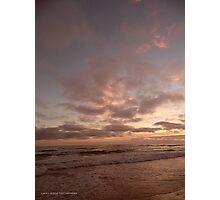 PANTONE MAUVE NUAGES Photographic Print