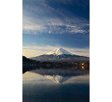 Mount Fuji Japan Photographic Print