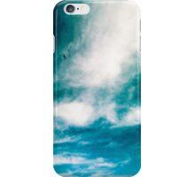 Cloudy Skies iPhone Case/Skin
