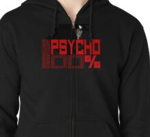 Mob 100% Zipped Hoodie