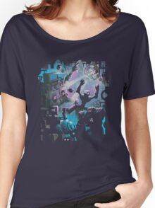 Robo Disco Women's Relaxed Fit T-Shirt