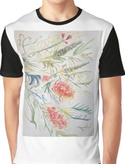 Grevillea by Liz H Lovell Graphic T-Shirt