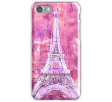Pink Tower iPhone Case/Skin