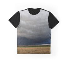 Thunderclouds over Texas Graphic T-Shirt
