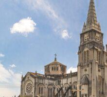 Metropolitan Cathedral Fortaleza Brazil Sticker