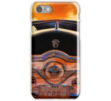 Sweet Ride Nineteen Fifty Style iPhone Case/Skin