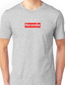 Harambe Supreme Box Logo Best Unisex T-Shirt