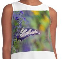 BUTTERLY MUSE Contrast Tank
