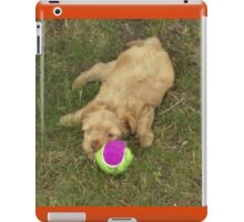 Peyton Refuses To Give Up                            Pentax X-5 16 MP iPad Case/Skin