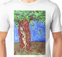 Earth Woman Series 2016- Wood Medicine Unisex T-Shirt