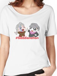 Baddie Nation - LARP Commission Women's Relaxed Fit T-Shirt