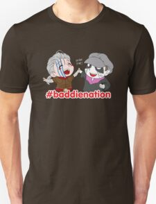 Baddie Nation - LARP Commission Unisex T-Shirt