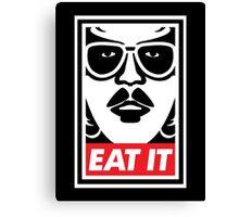 Eat It Canvas Print