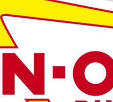 IN-N-OUT BURGER Sticker