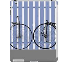 Penny Farthing cycle iPad Case/Skin
