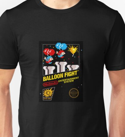 Balloon Fight Unisex T-Shirt