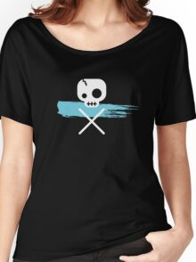 Awesomed Skull Women's Relaxed Fit T-Shirt