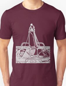 Looking into The Future Unisex T-Shirt