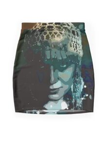 Witchy Woman Mini Skirt