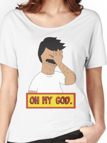 Oh My Bob Women's Relaxed Fit T-Shirt
