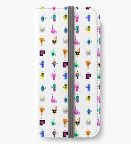 Sprite Companions - Hyper Light Drifter iPhone Wallet/Case/Skin