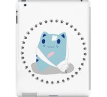 Steve says 'hope you recover soon!' iPad Case/Skin
