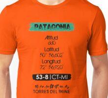 TORRES DEL PAINE Unisex T-Shirt