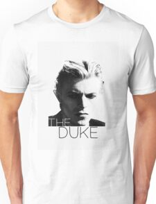 David Bowie Station to station Unisex T-Shirt