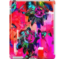 Psychedelic Floral  iPad Case/Skin