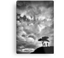 Love Hill Metal Print