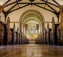 St. Andrew's Chruch 2 by John Velocci