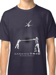 Sandou Trio Russian Bar Classic T-Shirt