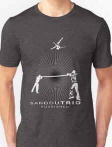 Sandou Trio Russian Bar Unisex T-Shirt