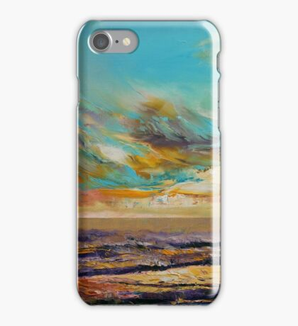 Tahiti Sunset iPhone Case/Skin