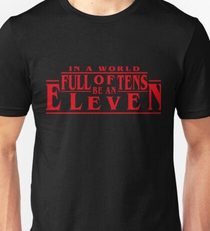 Not a 10 Unisex T-Shirt