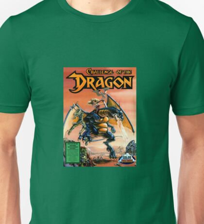 Challenge of the Dragon Unisex T-Shirt