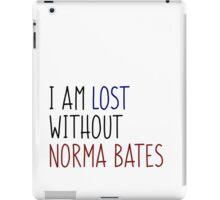 Norma Bates iPad Case/Skin