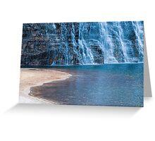 Twin Falls - Kakadu National Park, NT Greeting Card