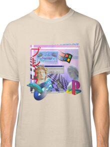 Vaporwave aesthetic  Classic T-Shirt