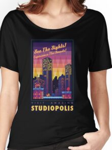 Studiopolis Women's Relaxed Fit T-Shirt