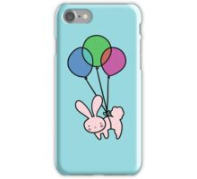 Balloon Bunny iPhone Case/Skin