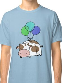 Balloon Cow Classic T-Shirt