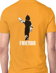 Best Friends Tshirt with Vegeta Unisex T-Shirt