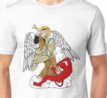 ST MICHAEL THE ARCHANGEL  (3) Unisex T-Shirt