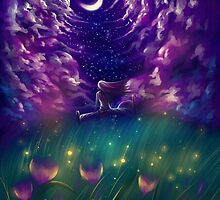 Sleepless Night by Zenith Chan